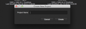 Create_Project_Resolve